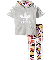 adidas Originals Kids - Cloud Hoodie Leggings (Infant/Toddler)