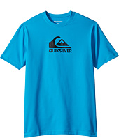 Quiksilver Kids - Solid Streak Loose Fit Rashguard (Big Kids)