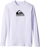 Quiksilver Kids - Solid Streak Long Sleeve Rashguard (Big Kids)