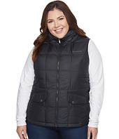 Columbia - Plus Size Lone Creek Hooded Vest