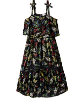 Ella Moss Girl - Allison Printed Rayon Dress (Big Kids)