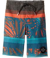 Quiksilver Kids - Swell Vision PR Beach Shorts (Toddler/Little Kids)