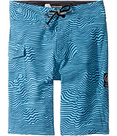 Volcom Kids - Magnetic Stone Mod Boardshorts (Big Kids)