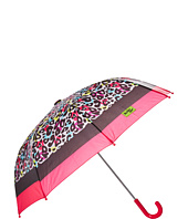 Western Chief Kids - Groovy Leopard Umbrella (Toddler/Little Kids/Big Kids)