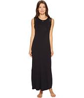 Emporio Armani - Viscose Lace Night Gown
