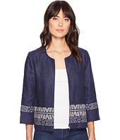Pendleton - Embroidered Zip Jacket