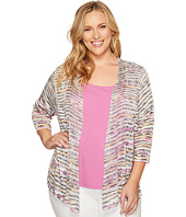 NIC+ZOE - Plus Size Desert Valley Cardy