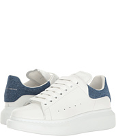 Alexander McQueen - Sneaker Pelle S.Gomma