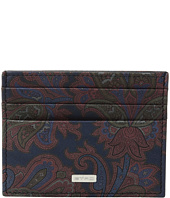 Etro - Scarf Print Card Holder