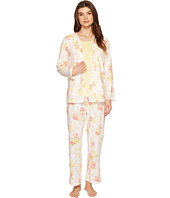 Carole Hochman - Three-Piece Pajama Set