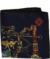 Dolce & Gabbana - Lion Foulard Pocket Square