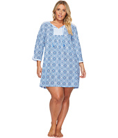 Carole Hochman - Plus Size Jersey Sleepshirt