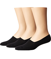 HUE - Loafer Liner 3-Pack