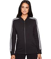 adidas - Essentials Cotton Fleece 3S Full Zip Hoodie