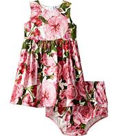 Dolce & Gabbana Kids - Pink Rose Dress (Infant)