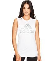 adidas - Badge of Sport Digicraft Muscle Tank Top