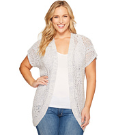 B Collection by Bobeau Curvy - Plus Size Ysabel Dolman Sleeve Cardigan