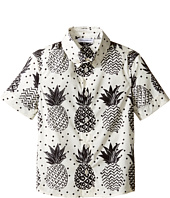 Dolce & Gabbana Kids - Pineapple Button Down (Toddler/Little Kids)