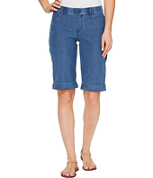 HUE - Essential Denim Boyfriend Shorts