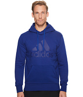 adidas - Essentials Cotton Pullover Logo Hoodie