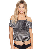 Vitamin A Swimwear - Fleetwood Top Cover-Up