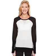 Blanc Noir - Mesh Vent Sweater