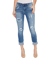 KUT from the Kloth - Connie Skinny Crop-Fray Hem in King