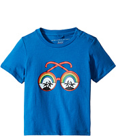 Stella McCartney Kids - Chuckle Rainbow Sunglasses Tee (Infant)