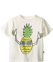 Stella McCartney Kids - Arlo Pineapple with Sunglasses Tee (Toddler/Little Kids/Big Kids)