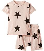 Nununu - Short Star Loungewear (Toddler/Little Kids)
