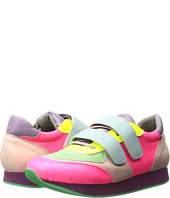 Stella McCartney Kids - Whoosh Color Block Sneakers (Little Kid/Big Kid)