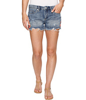 Blank NYC - Denim Embroidered Cut Off Shorts in Wild Child