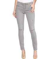 Blank NYC - Distressed Cropped Skinny in Feather Grey