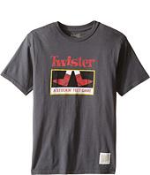 The Original Retro Brand Kids - Twister Vintage Cotton Short Sleeve Tee (Big Kids)