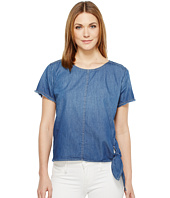 Calvin Klein Jeans - Raw Edge Denim T-Shirt