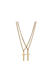 DSQUARED2 - Double Cross Necklace