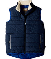 Jack Wolfskin Kids - Black Bear Insulated Vest (Infant/Toddler/Little Kids/Big Kids)