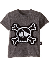 Nununu - Skull Patch T-Shirt (Infant/Toddler/Little Kids)