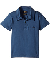 Quiksilver Kids - Everyday Sun Cruise Short Sleeve Polo (Toddler/Little Kids)