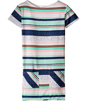 fiveloaves twofish - Lizzie Stripe Shift Dress (Little Kids/Big Kids)