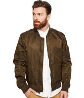 Levi's® - Ma-1 Unfilled Flight Jacket Double Entry Lower Flap Pockets