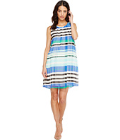 Calvin Klein - Printed A-line Dress