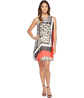Calvin Klein - Printed A-line Dress