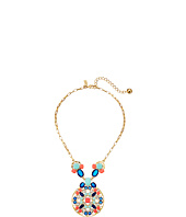 Kate Spade New York - Jeweled Tile Short Necklace