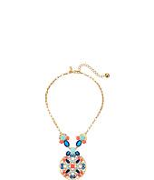 Kate Spade New York - Jeweled Tile Short Necklace