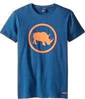 Toobydoo - Camp Buffalo Rhino Tee (Toddler/Little Kids/Big Kids)