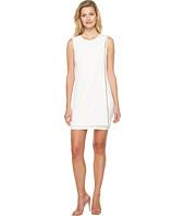 Jessica Simpson - Sleeveless Front Drape Dress