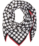 Echo Design - Polka Dot Silk Square Scarf