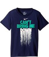 Nike Kids - Can't Bring Me Down Tee (Little Kids)