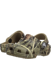 Crocs Kids - Classic Realtree Clog (Toddler/Little Kid)